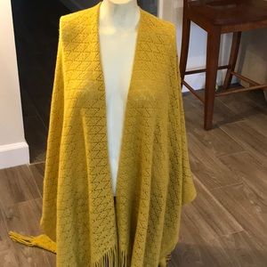 Yellow/Gold Wrap One Size